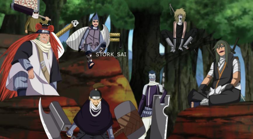 7 swordsmen of mist by stork-sai