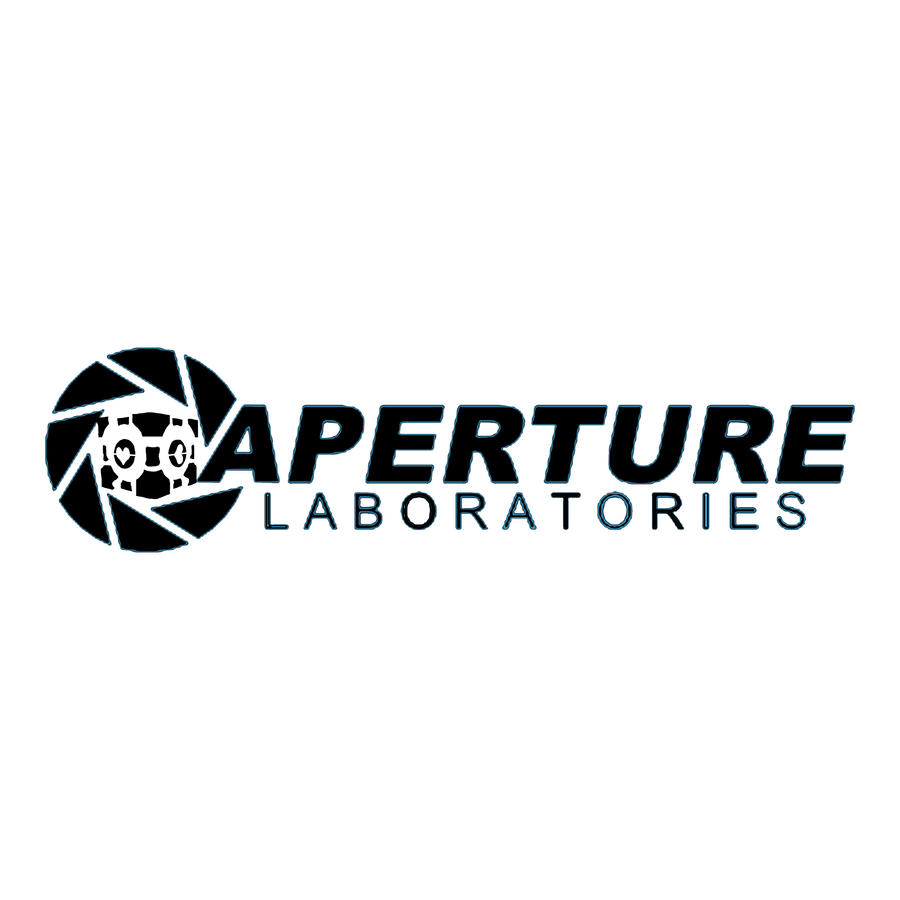 Aperture Science Logo Stencil by MaoTenshi on DeviantArt