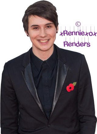 Dan Howell Smile 2016