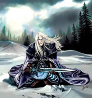 Arthas from Warcraft