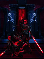 Sith dueling