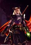 Dragon Age Inquisition - Eva the Qunari warrior