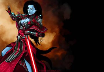 Chiss Sith Inqusitor