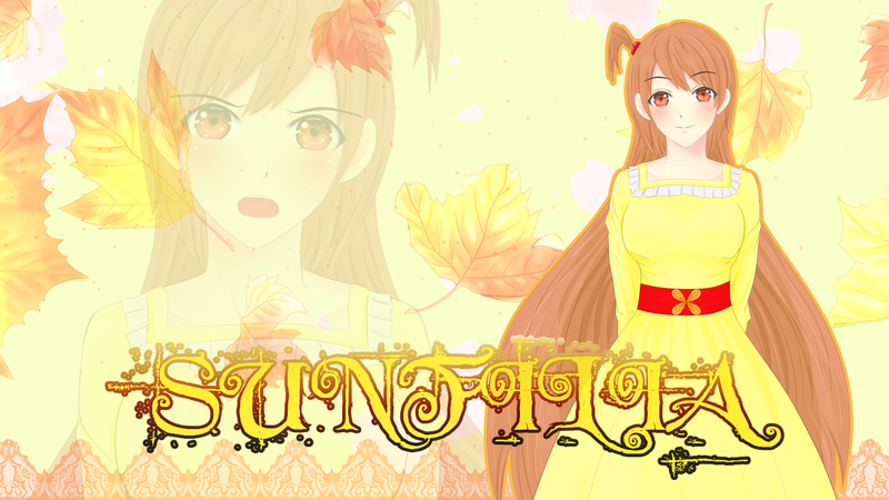 SunfiLia (OTOME visual Novel Game) by himekanoda