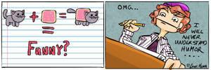 Nyan cat Comic