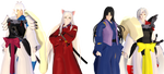 [MMD]Demons In Power by Moon-Marionette