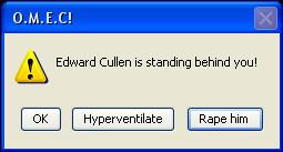 O My Edward Cullen by mad-dog-5
