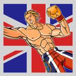 Tekken: Steve Fox Fan Art