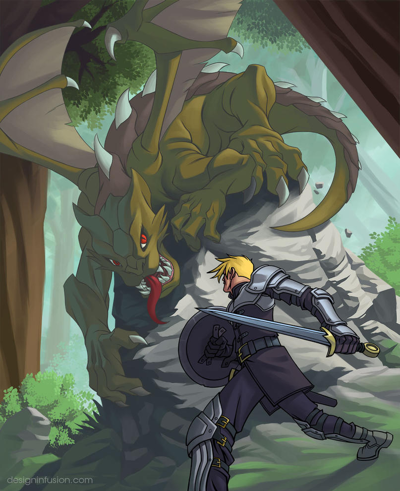 The Adventurer by spreston