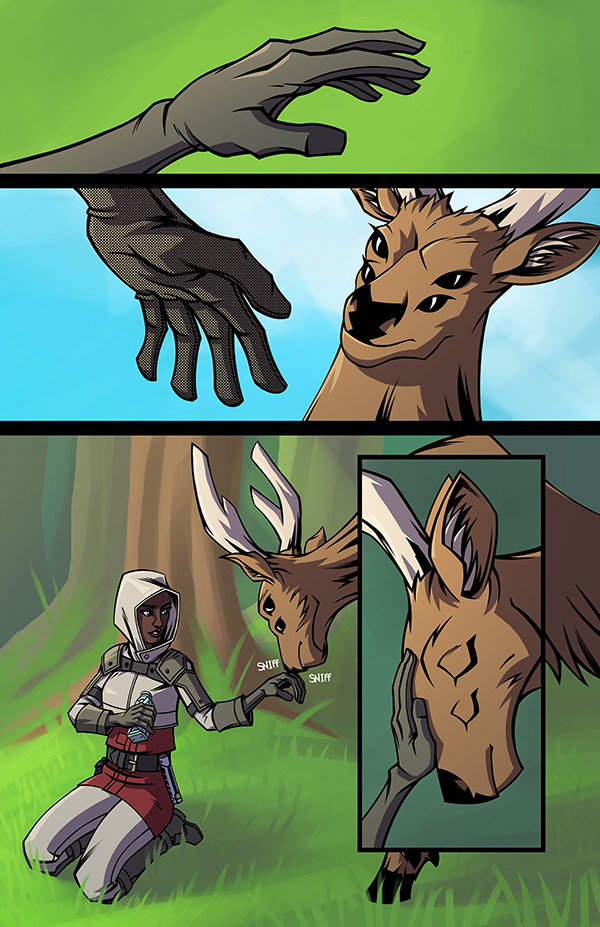 A Last Hurrah for Chivalry: Prelude Page 09 by spreston