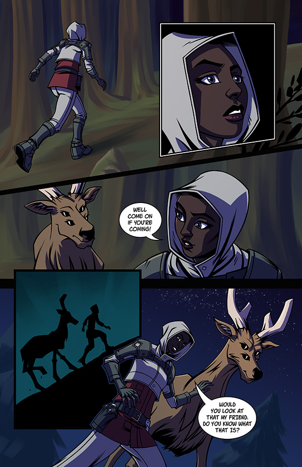 A Last Hurrah for Chivalry: Prelude Page 11 by spreston