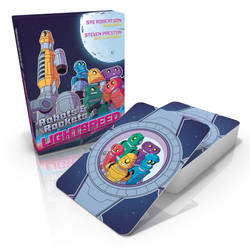 Robots and Rockets: Lightspeed Box and Cards by spreston