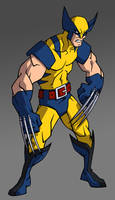Wolverine by spreston