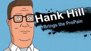 Hank Hill joins SSB4 :O