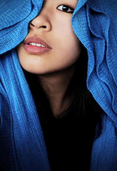 feeling blue by ntscha