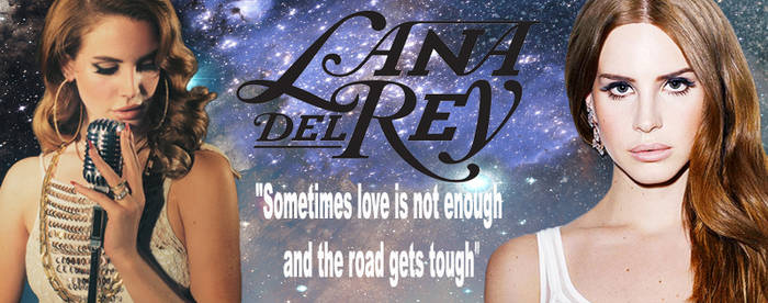 Lana Del Ray Cover Photo FB by DeepXC