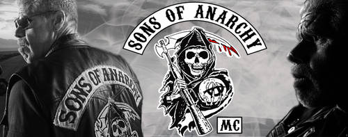 Sons of Anarchy, Clay FB cover photo by DeepXC