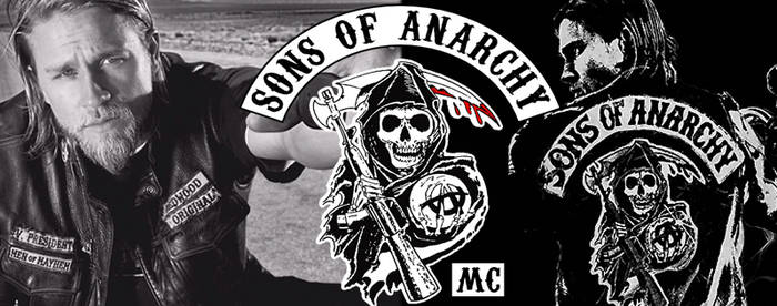 Sons of Anarchy Jax Teller FB cover Photo