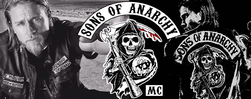 Sons Of Anarchy Jax Teller FB Cover Photo By DeepXC On