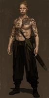 Male Bladesinger