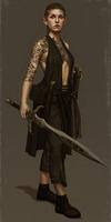 Female Bladesinger