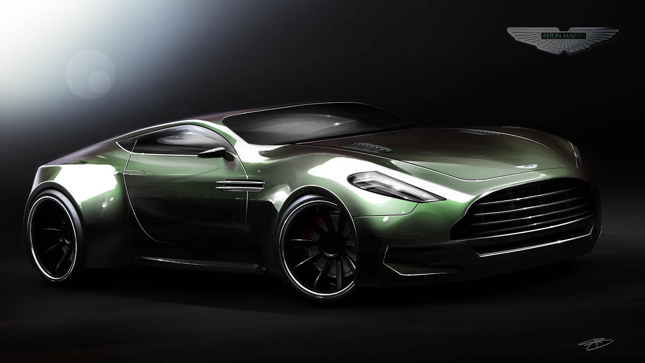 aston martin veloce by bembli on deviantart. Black Bedroom Furniture Sets. Home Design Ideas