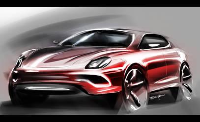 Porsche by bembli