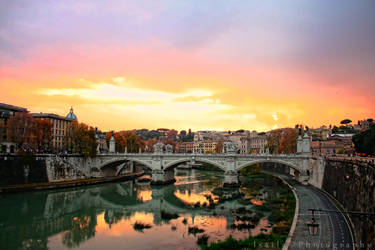 Rome by IsailaPhotography