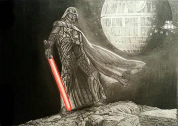Darth Vader Final Edit by ShayneMurphy