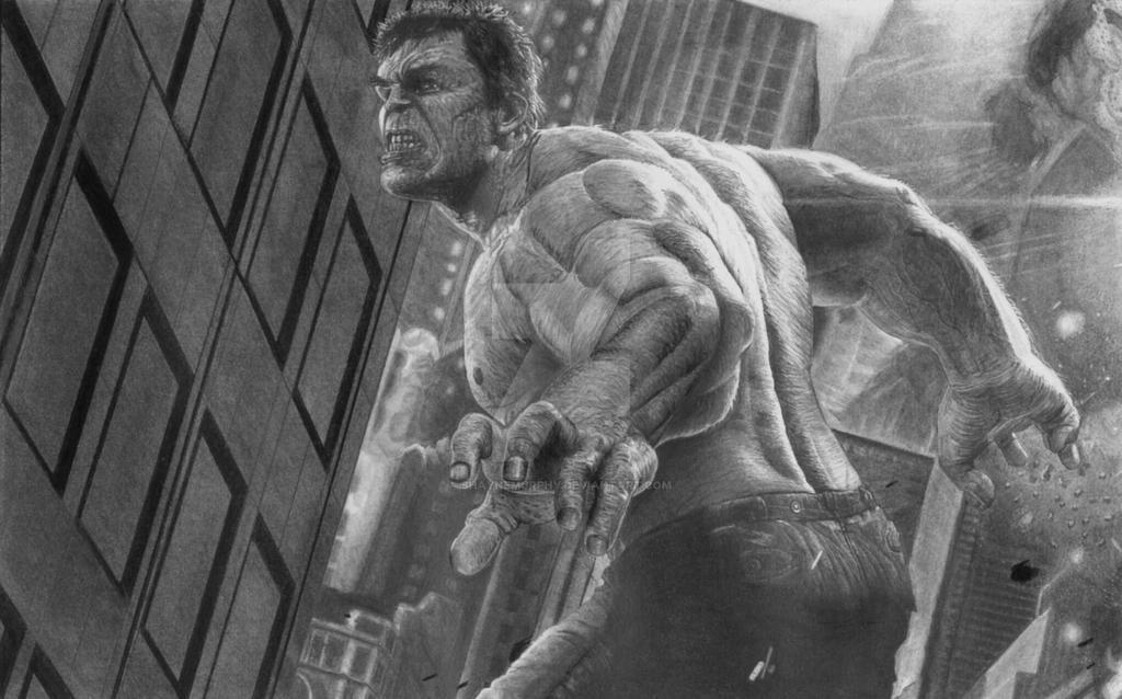 Avengers Hulk HD Edit by ShayneMurphy