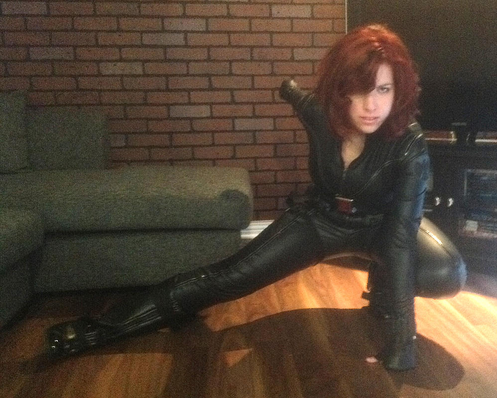 Black Widow Cosplay! by VanneDeschenes