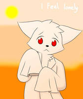 I feel lonely [Changed] by MikoFanboy