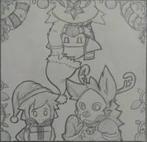 [Changed] Winter festival :v by MikoFanboy