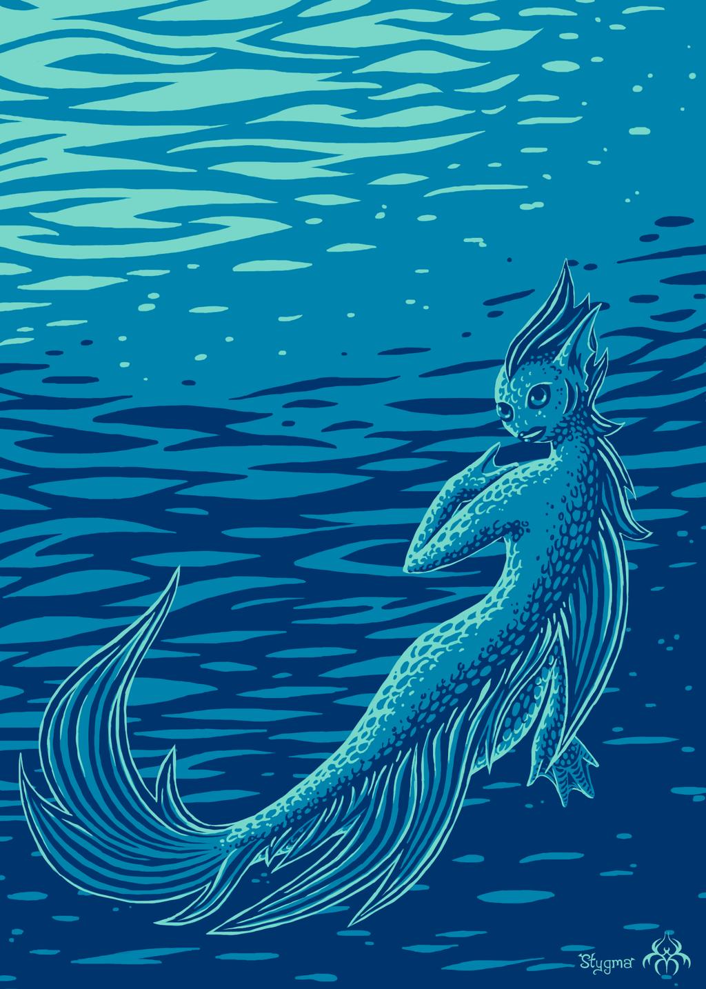 Aqua by Stygma