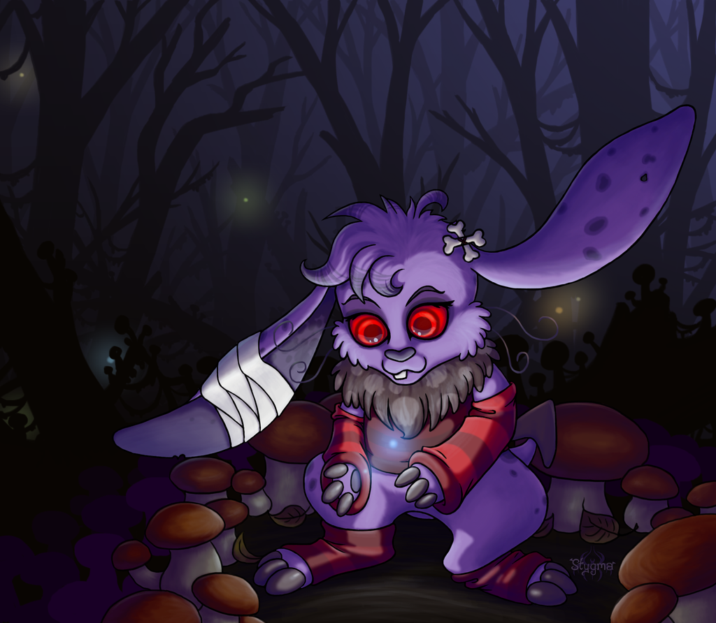 Eerie Night by Stygma