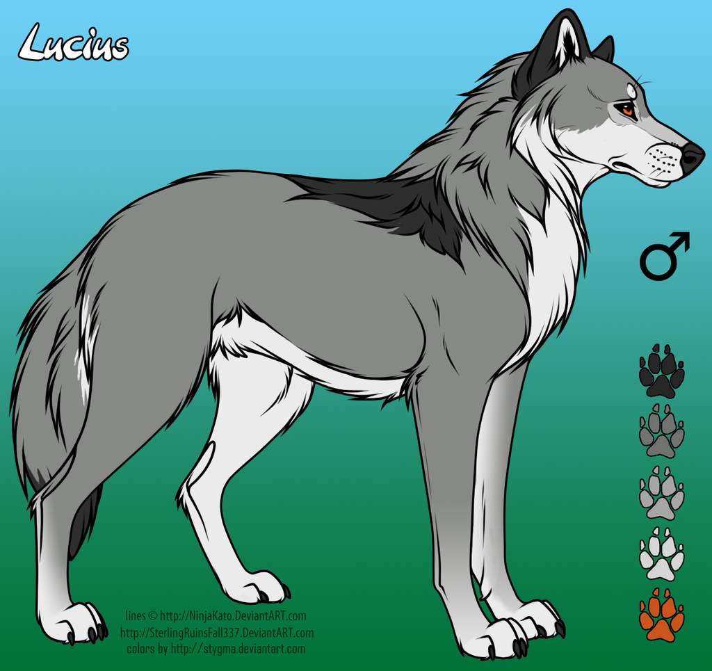 Lucius quick ref by Stygma