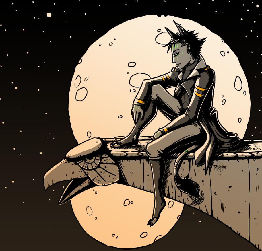 Night Shift by Stygma