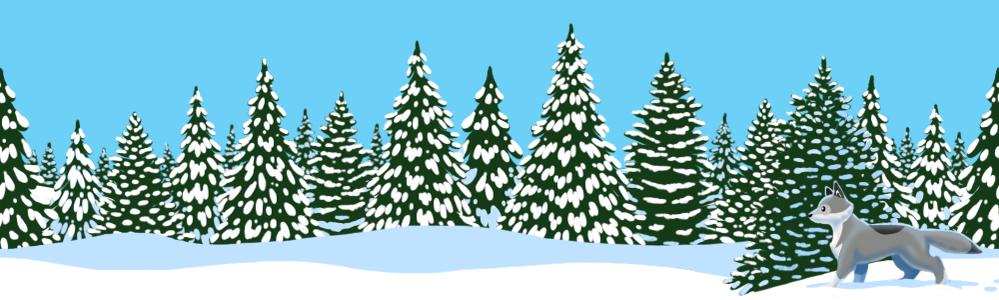 Winter ID wide format by Stygma