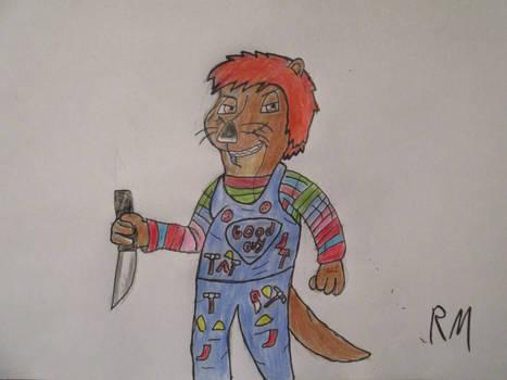 Halloween 2021: Kyle as Chucky