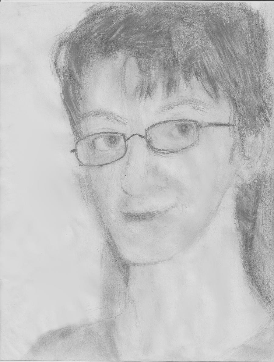 Self Portrait by JasontheDemon