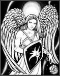 Poppy Angel by Resa