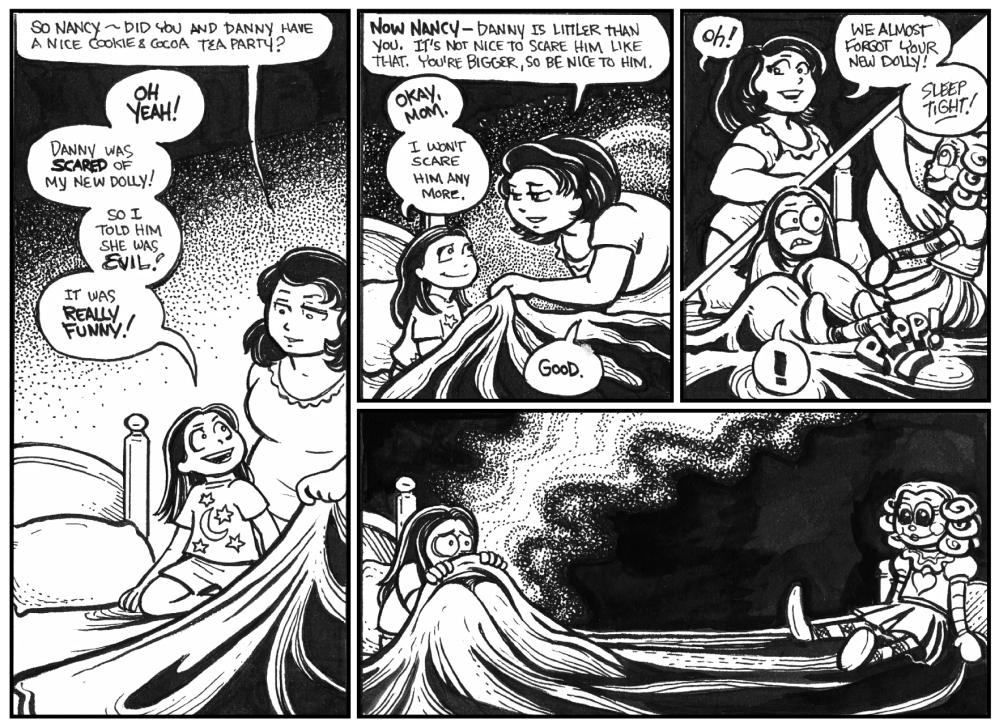 Adventures of Nancy Girl! 0006 by resa-challender