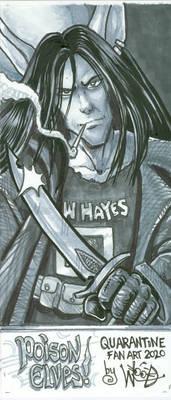 Drew Hayes' Lusiphur of Poison Elves