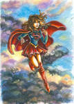 Supergirl Fanart 2020