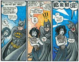 Batman Death Bats QTeriSWood Marach 2021