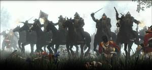 'Castillion Cavalry flanks'