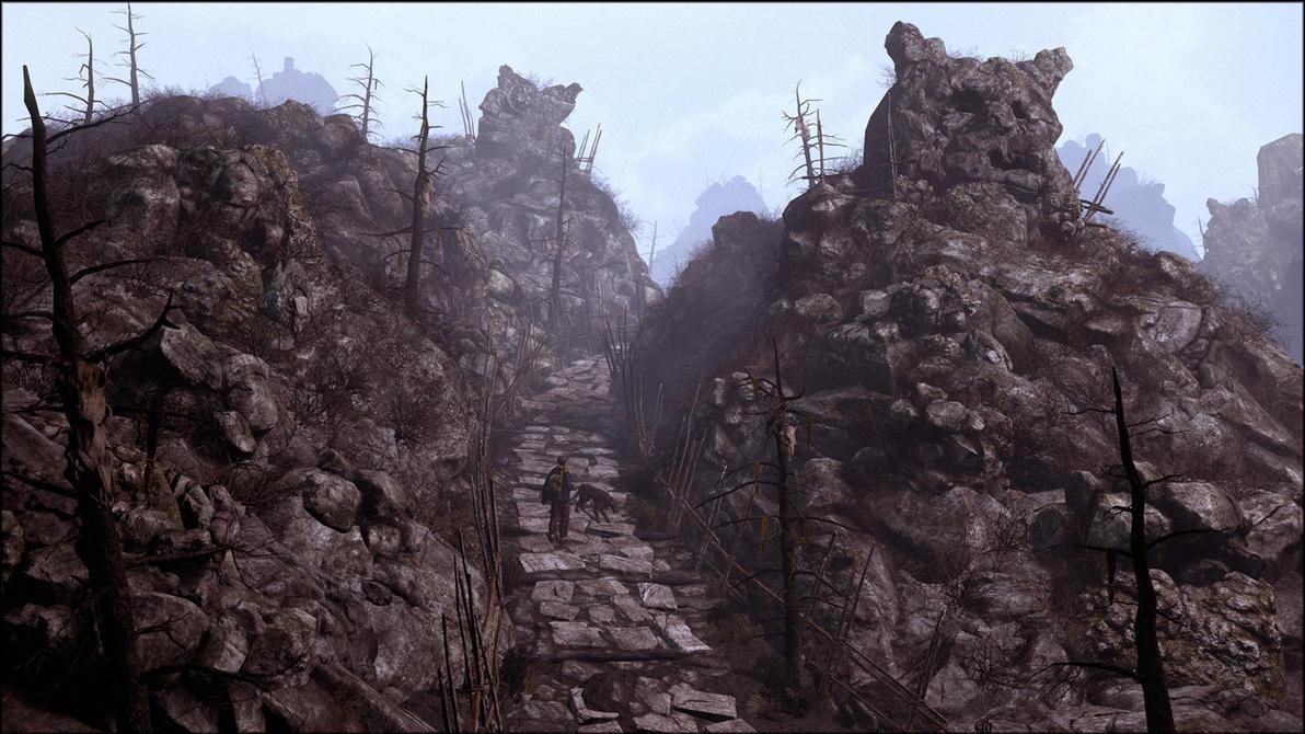 Pilgrimage by JuavT