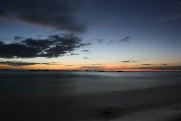 Boracay Sunset by alky-holic