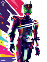 Kamen Rider Decade WPAP