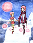 Aelita and Anthea